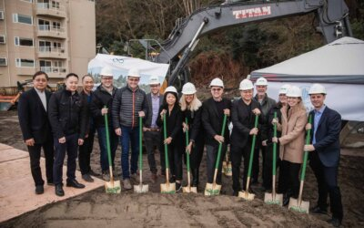 Infinity Shore Club Celebrates Groundbreaking with Ceremony and Afterparty